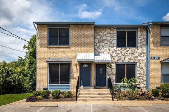 3009 Whisper Oaks Ln H, Georgetown, TX 78628 (#8433444) :: The Myles Group   Austin