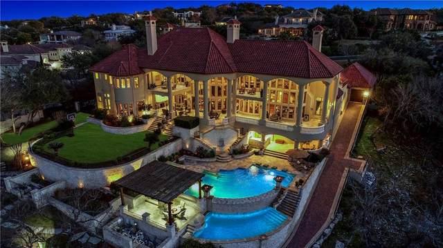 211 Costa Bella Dr, Austin, TX 78734 (#8434406) :: Papasan Real Estate Team @ Keller Williams Realty