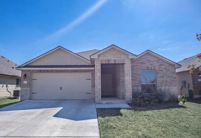 133 Beth Ann Loop, Taylor, TX 76574 (#8435304) :: Papasan Real Estate Team @ Keller Williams Realty