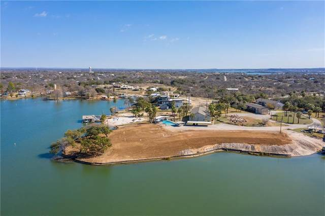 Lot 4 Highcrest, Granite Shoals, TX 78654 (#8435812) :: Zina & Co. Real Estate