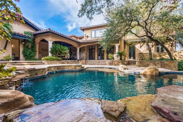 377 Cortona Dr, West Lake Hills, TX 78746 (#8436026) :: Carter Fine Homes - Keller Williams NWMC