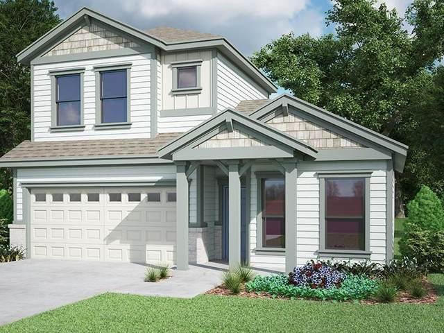 3017 Settlement Dr #32, Round Rock, TX 78665 (MLS #8438334) :: Brautigan Realty