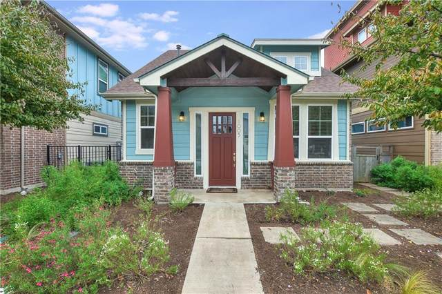1005 Banyon St, Austin, TX 78757 (#8439425) :: Papasan Real Estate Team @ Keller Williams Realty