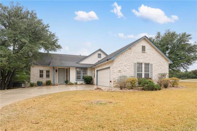 101 Crystal Springs Dr, Georgetown, TX 78633 (#8439716) :: The Perry Henderson Group at Berkshire Hathaway Texas Realty