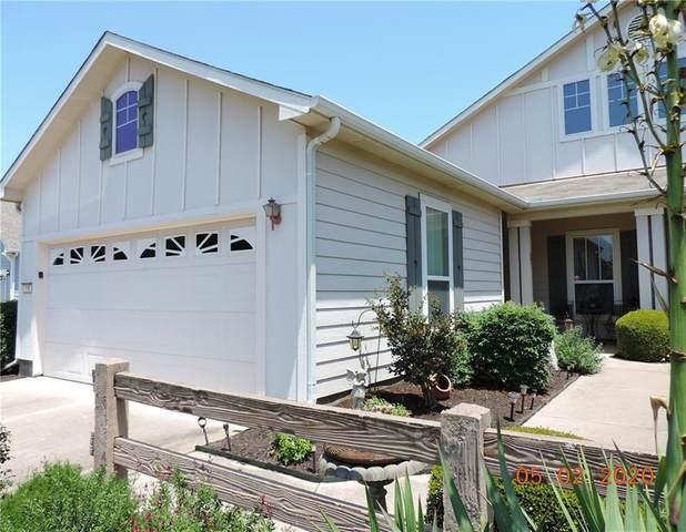116 Portsmouth Dr, Georgetown, TX 78633 (#8440650) :: Ben Kinney Real Estate Team