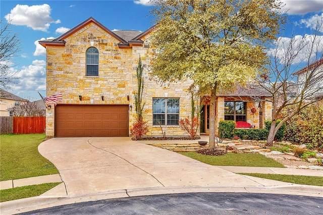 104 Fissure Cv, Liberty Hill, TX 78642 (#8441507) :: Zina & Co. Real Estate