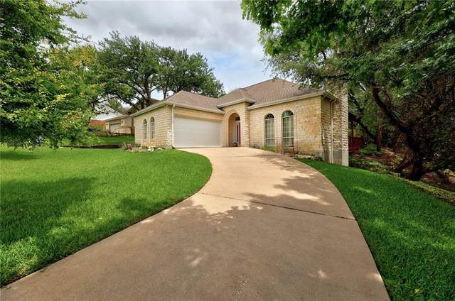 10807 Chateau Hl, Austin, TX 78750 (#8442553) :: Papasan Real Estate Team @ Keller Williams Realty