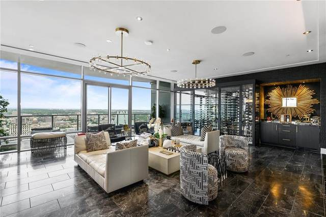 200 Congress Ave 48QS, Austin, TX 78701 (#8443381) :: The Summers Group