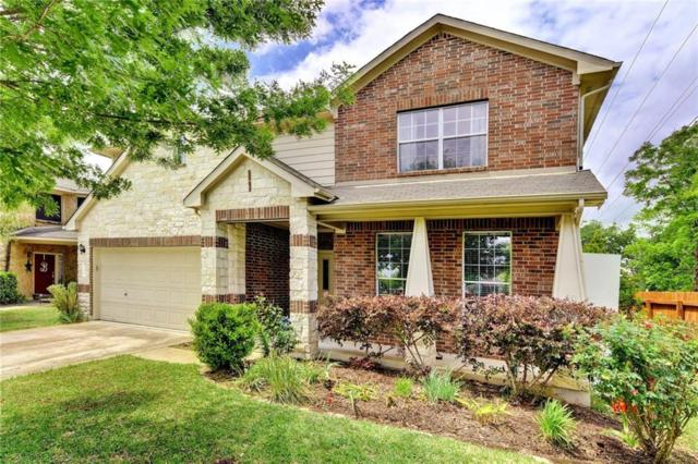 100 Floating Leaf Dr, Hutto, TX 78634 (#8443983) :: The Gregory Group