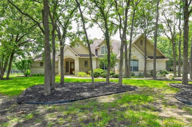113 Oak Plaza Dr, Georgetown, TX 78628 (#8444329) :: Ben Kinney Real Estate Team