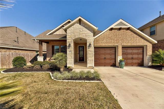 228 Sangiovese St, Leander, TX 78641 (#8444626) :: The Perry Henderson Group at Berkshire Hathaway Texas Realty