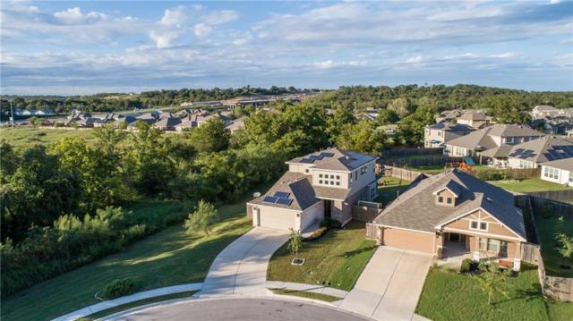 2400 Spanish Camp Cv, Austin, TX 78725 (#8446347) :: Ana Luxury Homes