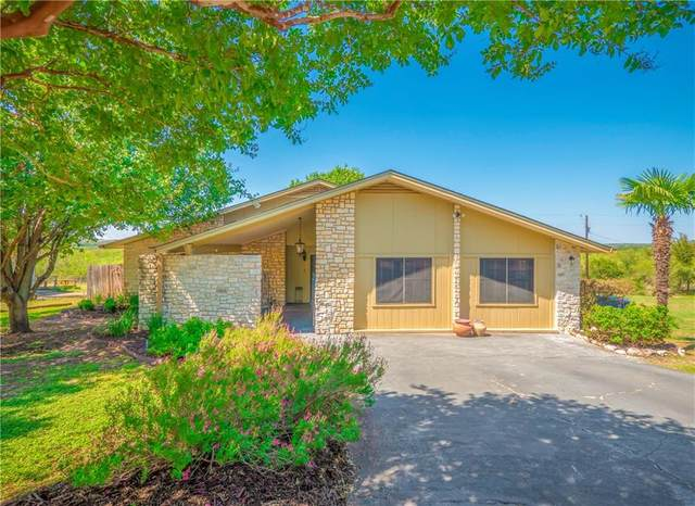 1704 Sunset Dr, Marble Falls, TX 78654 (#8447613) :: Watters International