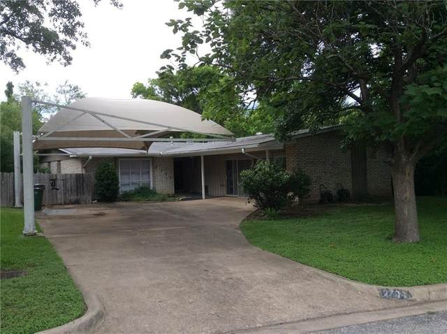 2704 Silverway Dr, Austin, TX 78757 (#8447836) :: The Perry Henderson Group at Berkshire Hathaway Texas Realty
