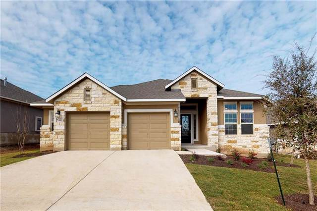 508 Bell Boot Pass, Georgetown, TX 78626 (#8448202) :: Zina & Co. Real Estate