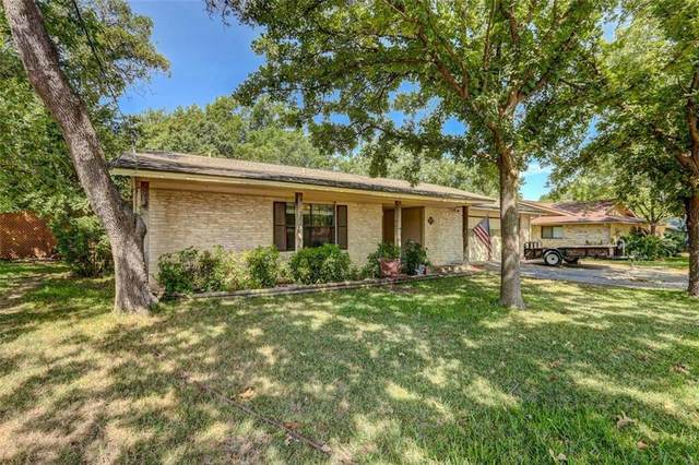 117 Shady Oak Dr, Georgetown, TX 78628 (#8450880) :: The Summers Group