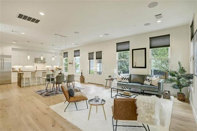 1410 Woodlawn Blvd D, Austin, TX 78703 (#8451069) :: Lauren McCoy with David Brodsky Properties