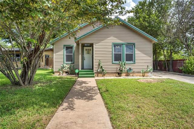 5307 Grover Ave, Austin, TX 78756 (#8451213) :: The Perry Henderson Group at Berkshire Hathaway Texas Realty
