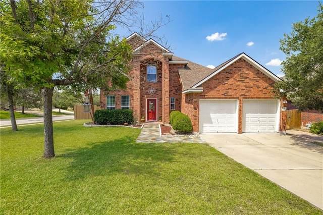 603 Red Hawk Dr, Leander, TX 78641 (#8451531) :: Papasan Real Estate Team @ Keller Williams Realty