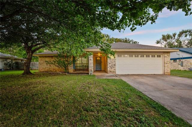 3211 Buffalo Springs Trl, Georgetown, TX 78628 (#8452421) :: Papasan Real Estate Team @ Keller Williams Realty