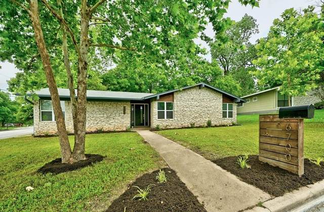 6700 Kings Pt, Austin, TX 78723 (#8452583) :: The Perry Henderson Group at Berkshire Hathaway Texas Realty