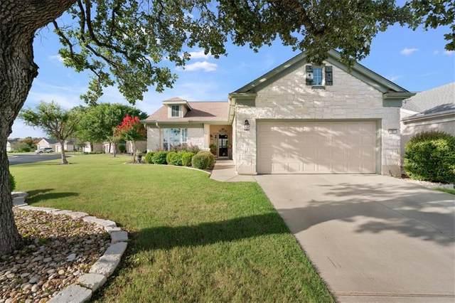 101 Rushmore Cv, Georgetown, TX 78633 (#8452754) :: ORO Realty