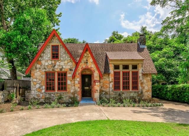 1507 Northwood Rd, Austin, TX 78703 (#8454482) :: Green City Realty