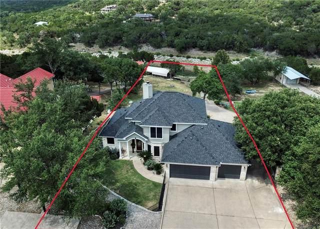 3155 Thurman Rd, Lago Vista, TX 78645 (#8455262) :: RE/MAX Capital City