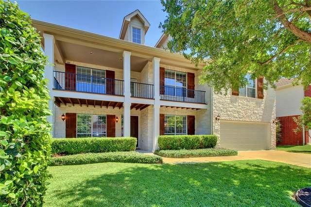 1549 Homewood Cir, Round Rock, TX 78665 (#8455846) :: Watters International