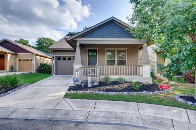 2513 Lightfoot Trl, Austin, TX 78745 (#8457752) :: The Heyl Group at Keller Williams