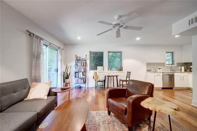 904 West Ave #115, Austin, TX 78701 (#8458143) :: Papasan Real Estate Team @ Keller Williams Realty