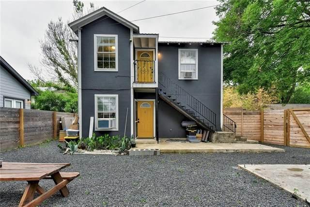 1708 Garden St #2, Austin, TX 78702 (MLS #8458305) :: Vista Real Estate