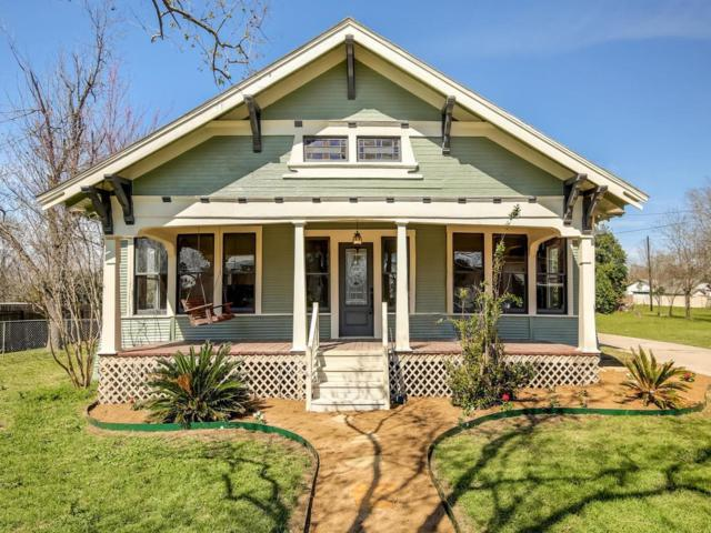 1308 W 7th St, Taylor, TX 76574 (#8458309) :: Zina & Co. Real Estate