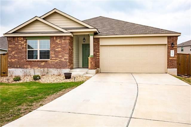 224 Xanadu Dr 51A, Jarrell, TX 76537 (MLS #8458709) :: Bray Real Estate Group