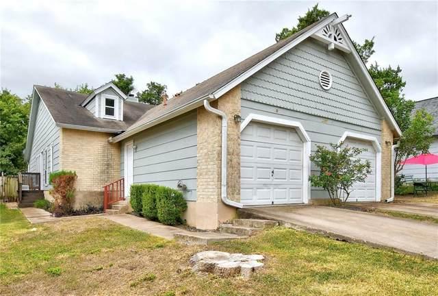 1407 Cinnamon Path, Austin, TX 78704 (#8458910) :: Cord Shiflet Group