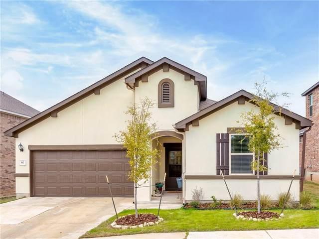 517 Whitney Trl, Leander, TX 78641 (#8458964) :: Papasan Real Estate Team @ Keller Williams Realty