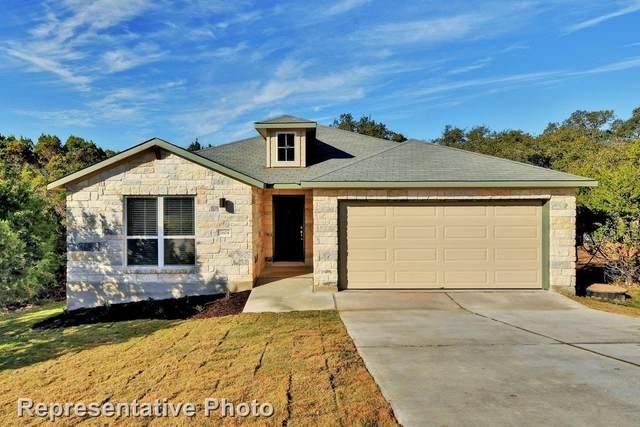 8106 Bronco Lane, Lago Vista, TX 78645 (#8459820) :: Lucido Global