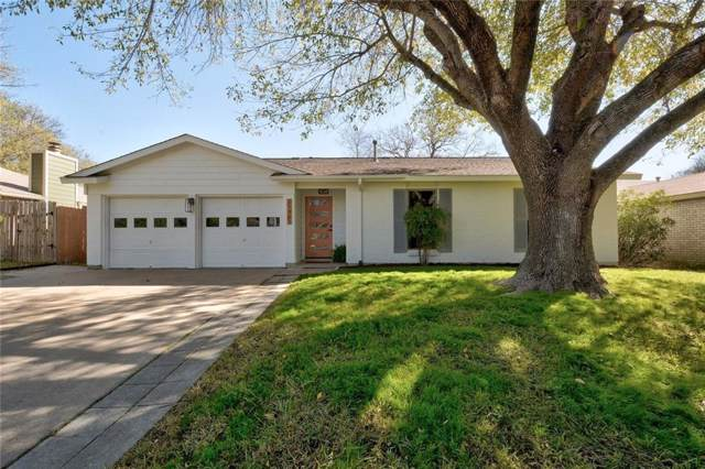 11007 Applewood Dr, Austin, TX 78758 (#8461111) :: Ben Kinney Real Estate Team