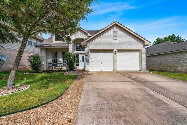 8819 Glen Canyon Dr, Round Rock, TX 78681 (MLS #8461338) :: Brautigan Realty