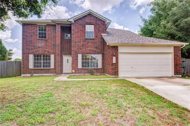 1510 Amber Day Dr, Pflugerville, TX 78660 (#8461515) :: The Heyl Group at Keller Williams