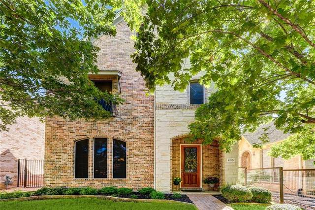 1015 Sunflower Trl, Sunset Valley, TX 78745 (#8462927) :: Ben Kinney Real Estate Team