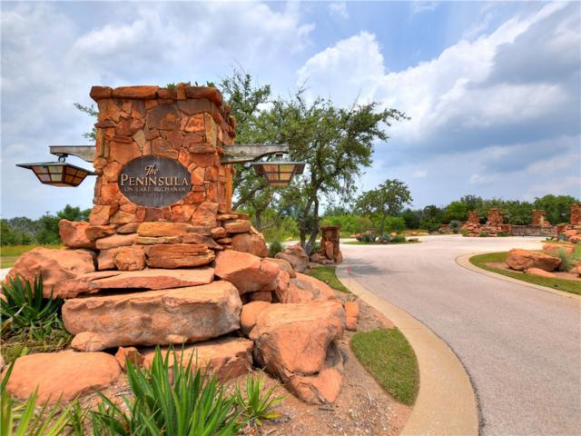 Lot 55 Peninsula Dr, Burnet, TX 78611 (#8464542) :: The Perry Henderson Group at Berkshire Hathaway Texas Realty