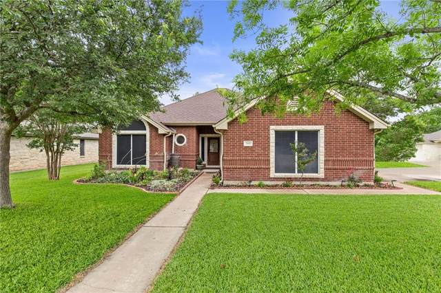 2611 Sunrise Valley Ln, Georgetown, TX 78626 (#8464666) :: Realty Executives - Town & Country