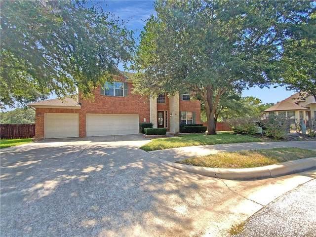 2101 Tattler Dr, Cedar Park, TX 78613 (#8465793) :: Papasan Real Estate Team @ Keller Williams Realty