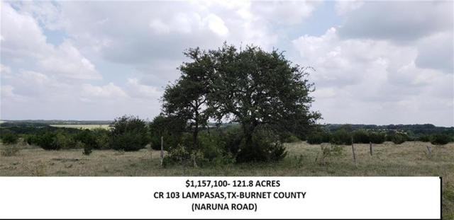 TBD County Road 103, Lampasas, TX 76550 (#8466281) :: 12 Points Group