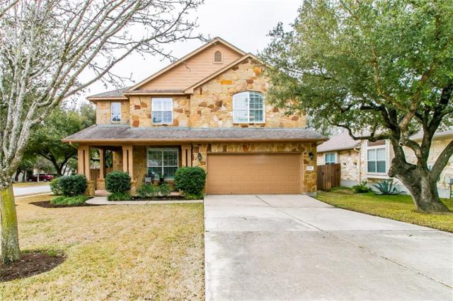 2700 Checker Dr, Cedar Park, TX 78613 (#8469180) :: The ZinaSells Group