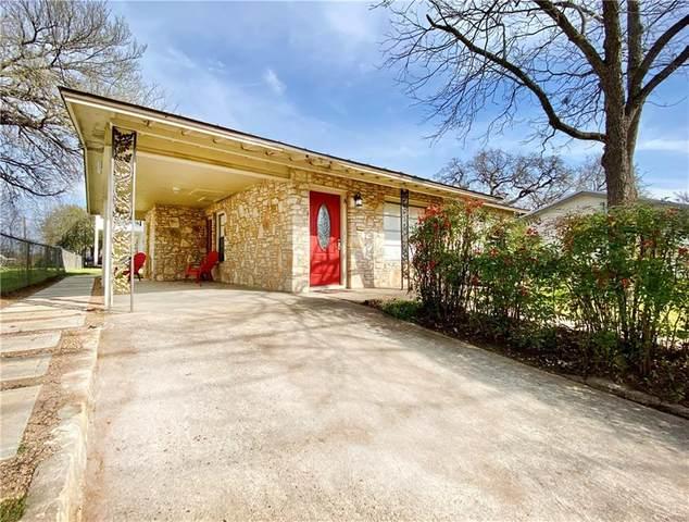 1609 Deloney St A & B, Austin, TX 78721 (#8469319) :: Watters International