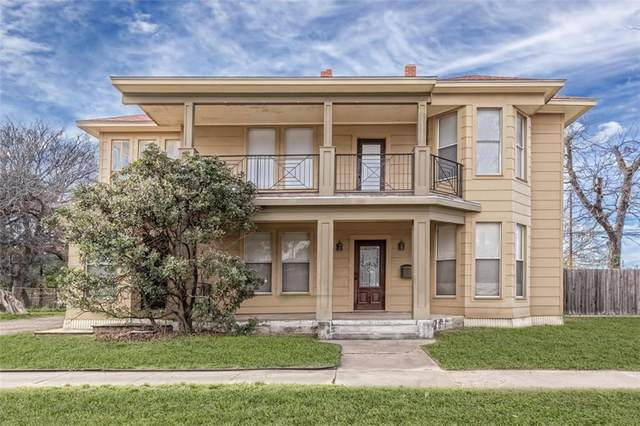 806 S 3rd St, Temple, TX 76504 (#8469381) :: First Texas Brokerage Company
