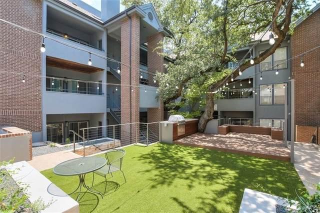 700 S 1st St #201, Austin, TX 78704 (#8470306) :: Papasan Real Estate Team @ Keller Williams Realty