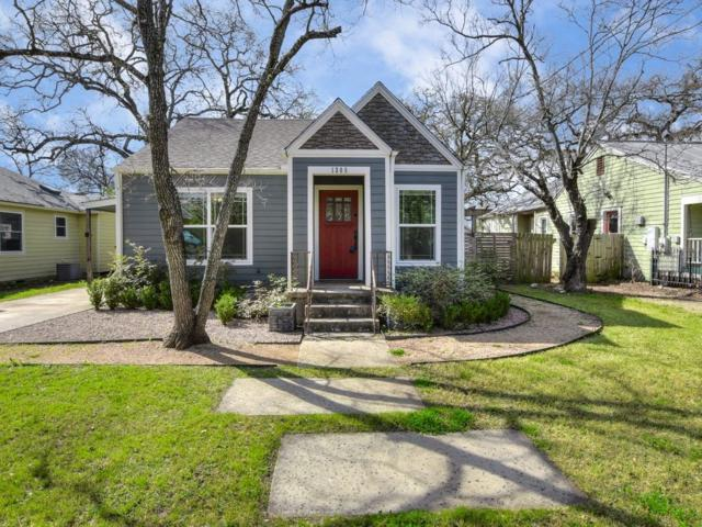 1305 E 29th St, Austin, TX 78722 (#8473140) :: The Heyl Group at Keller Williams